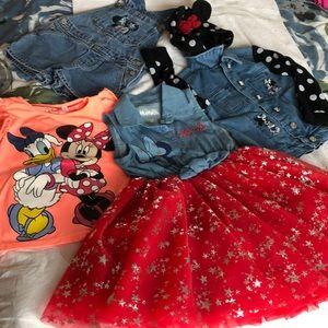 3T Minnie Mouse Bundle